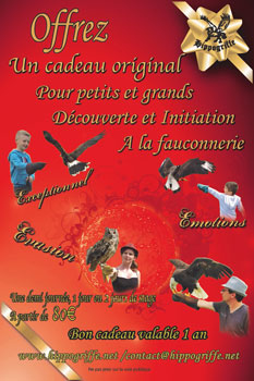 Flyer cadeau th
